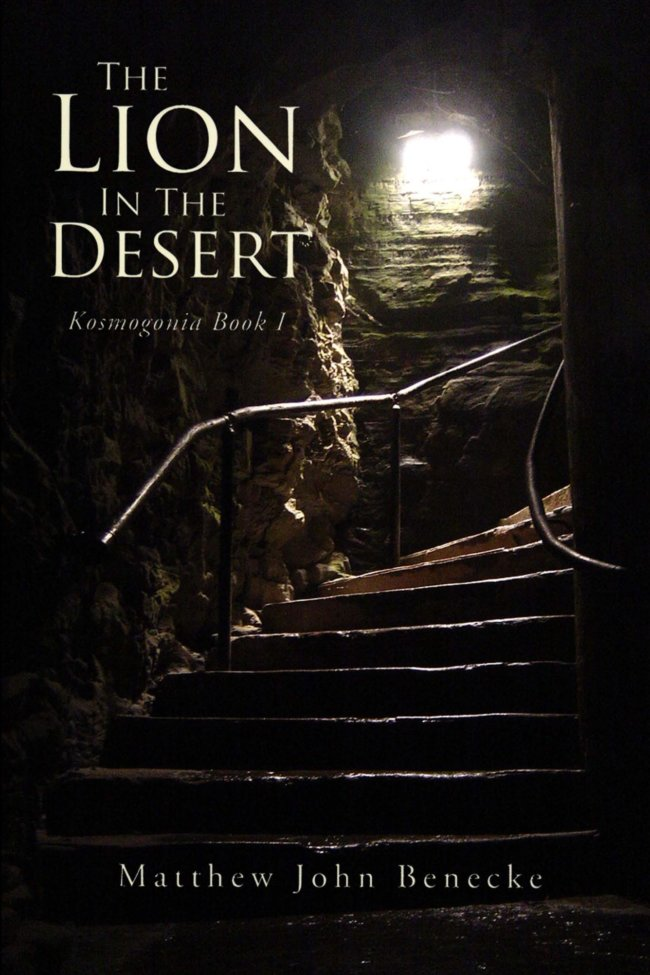The Lion In The Desert Book